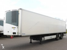 semi remorque Krone 1 LIFT + 1 STEER AXL THERMOKING SLX100