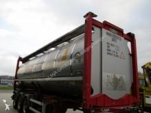 semirimorchio Van Hool Tankcontainer 30 FT