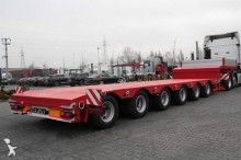 semirimorchio ES-GE 6 AXLES EXTENSIBLE LOW-LOADER 6 SOU-25-60.3N 3 STEERING AXLES