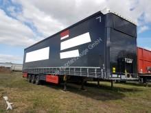 semi remorque Schmitz Cargobull SCS 24/L-13,62 M B Varios- Hydraulisches Hubdach - Neupreis: 32.000,- Euro - Mega-Edscha - Ladungssicherung