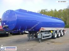 semi remorque Cobo Fuel tank alu 40.2 m3 / 4 comp + pump / ADR 05/2
