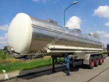 semirimorchio Pacton Tanktrailer / 3 Compartiments / BPW / NL