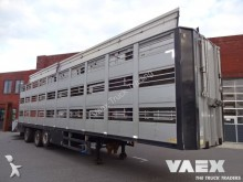 Berdex 3 Deks Veeoplegger semi-trailer