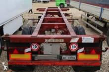semi remorque Cardi Semirimorchio, Portacontainers, 2 assi, 7.50 m