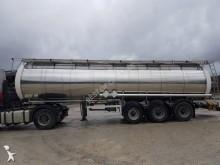 semirremolque cisterna productos químicos Feldbinder