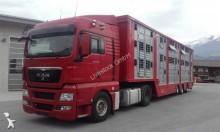 semirimorchio trasporto bovini Finkl