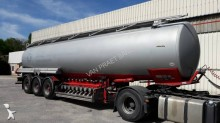 semirimorchio cisterna idrocarburi Trailor
