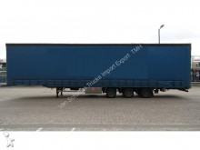 semi remorque Van Eck 3 AXLE MEGA CURTAINSIDE TRAILER