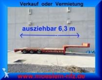 n/a 3 Achs Satteltieflader, ausziehbar 6,3 m semi-trailer