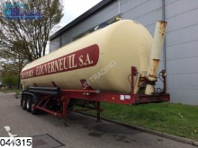 semirremolque Spitzer Silo Silo / Bulk ,55000 Liter, 3 bar, 50 c, Stee