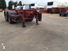 Fruehauf container semi-trailer