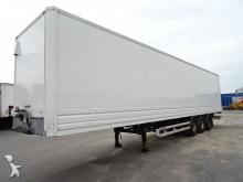 semirimorchio Van Hool galvanisierter Koffer, Doppelstock, BPW+Trommel,
