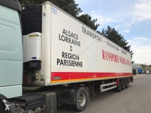 semirremolque Chereau CARRIER VECTOR 1800 - FULL CHASSIS - SAF AXLES -