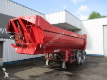 semi remorque Robuste Kaiser S3302 , 2 Axle SAF , Tipping Trailer
