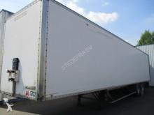 semirremolque Fruehauf DF33V13RA , 2 Axle Box Trailer