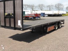 semirremolque Burg CITY KOOIAAP CONNECT 1 STEERAXLE RONGS