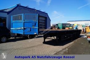 semi remorque Schmidt SP 37,6 E/12,8 Stahltransport Lenk ausziehb.