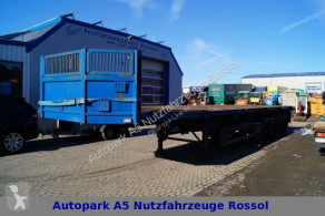 semirremolque Schmidt SP 37,6 E/12,8 Stahltransport Lenk ausziehb.