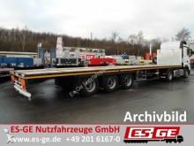 semirremolque Faymonville 3-Achs-Sattelanhänger, Containerverriegelungen