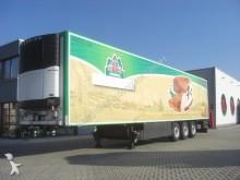 semirimorchio Schmitz Cargobull SKO 24/SAF-Achsen/Carrier/ATP 1/2013/Trennwand