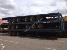 semirimorchio Pacton 3 axle Trailers - Stack of 5 | 6621