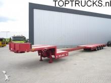 semirimorchio trasporto macchinari Broshuis