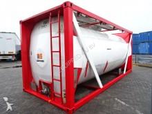 semirimorchio BSL 20 FT, 20.945L Tankcontainer, 2 baffles, L4BN, T