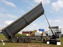 semirremolque Schmitz Cargobull SKI 24 - 47 cbm - Stahl - Kombitür - Rollplane