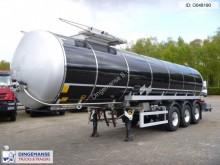 semirremolque LAG Bitumen tank inox 30 m3 / 1 comp