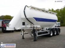 semi remorque Feldbinder Bulk tank alu 35 m3 / 1 comp