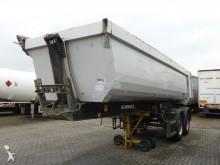 semi remorque Schmitz Cargobull SKI 18-7,2 STEEL TIPPER