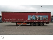 semirimorchio Van Hool 3 AXLE CURTAINSIDE TRAILER WITH EDSCHA ROOF