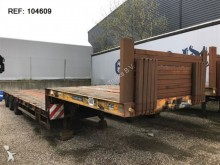 semi remorque Goldhofer STZ-L3 29/80