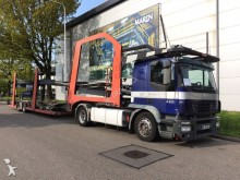 semi remorque Lohr Middenas, Cartransporter, Combi