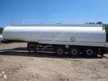 OMT oil/fuel tanker semi-trailer