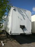 semirimorchio furgone con parete pieghevole Lecitrailer