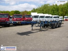 semirimorchio Samro 3-axle container trailer 20-30-40 ft