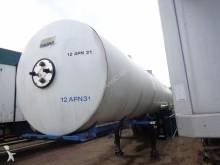 semirimorchio cisterna idrocarburi Magyar