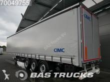 semirremolque Cimc SG 03 Liftachse