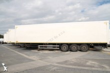 semi remorque Wielton SEMI TRAILER WIELTON NS34 KOFFER CONTAINER 10 UNITS