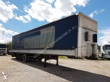 semi remorque savoyarde système bâchage coulissant Schmitz Cargobull