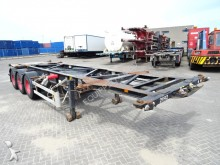 semirimorchio Van Hool ADR Tankcontainerchassis, 20FT/30FT, SAF, 1x Lif