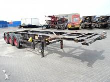 semirimorchio Van Hool ADR chassis, 20FT/30FT, SAF+drumbrakes, 2x lifta