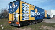 used store semi-trailer