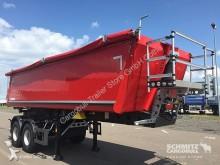 semi remorque Schmitz Cargobull Kipper Alukastenmulde 27m³