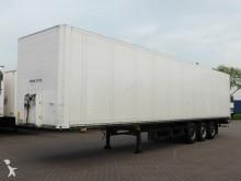 semi remorque Schmitz Cargobull SKO 24 DOPPELSTOCK Trockenfracht