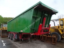 semi remorque Kempf SKM 36/3 ** 38m³/Alu-Stahl/Liftachse/el.P **
