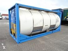 semirremolque Van Hool 25.000L/2-comp, UN Portable T11