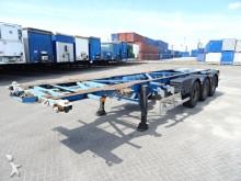 semirimorchio Van Hool ADR Tankcontainerchassis, 20/30FT, ROR+drumbrake