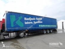 semirremolque Kögel Curtainsider Standard